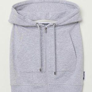 H&M Skirts - Rare H&M Moschino sweatshirt skirt EUR 42 US 10